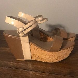 Chinese Laundry Platform Sandals